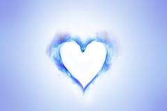 Abstraktes Herz Stockbilder