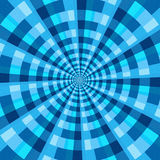 Abstraktes Hintergrundblau stockfoto