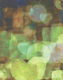 Abstraktes Hintergrundeinklebebuch. Stockbild