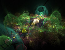 Abstraktes Hintergrundschwarzes Stockbilder