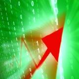 Abstraktes Investitionswachstum Lizenzfreie Stockfotos