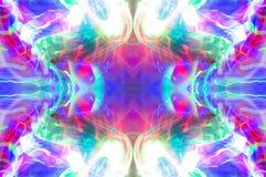 Abstraktes Kaleidoskopmuster/-hintergrund Lizenzfreie Stockfotografie