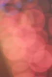 Abstraktes Kreisbokeh lizenzfreie stockbilder