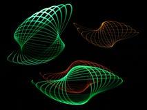 Abstraktes Licht Stockbilder
