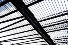 Abstraktes Licht und Schatten Lizenzfreie Stockfotos