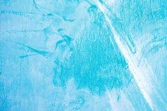 Abstraktes Malereiblau mit weißem Hintergrund lizenzfreies stockfoto