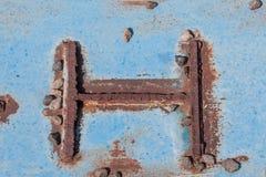 Abstraktes Metall Lizenzfreies Stockfoto