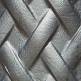 abstraktes Metall in Engl. ein London-Geländerstahl und -hintergrund Stockfoto