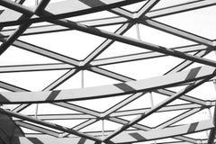 abstraktes Metall im englan London-Geländerstahl und -hintergrund Lizenzfreie Stockfotos