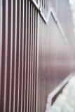 abstraktes Metall im englan Stahl und im Hintergrund Stockfotos