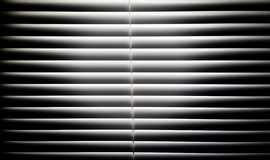 Abstraktes Metall macht Oberfläche blind Stockfoto