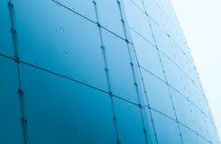 Abstraktes modernes Architekturfragment Lizenzfreie Stockfotografie