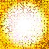 Abstraktes Mosaik,   Stockbild
