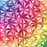 Abstraktes Mosaik-Muster Stockfotografie
