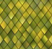 Abstraktes Mosaik-nahtloses Vektor-Muster Stockfotos
