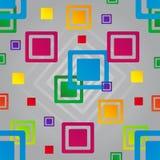 Abstraktes Muster Stockfoto