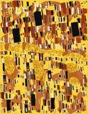 Abstraktes Muster Lizenzfreies Stockbild