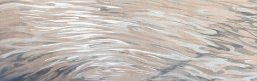 Abstraktes Muster auf einer Wand stockfoto