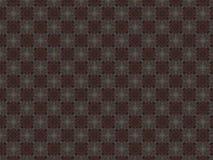Abstraktes Muster auf Linoleum mit orientalischem Muster Stockfotos