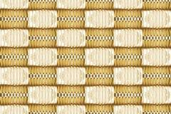 Abstraktes Muster deckte Hintergrund mit Ziegeln Stockbild