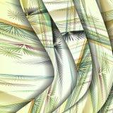 Abstraktes Muster der Linien. Lizenzfreie Stockfotografie
