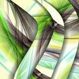 Abstraktes Muster der Linien. Stockfotografie