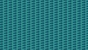 Abstraktes Muster des blauen Stiers Stockfotos