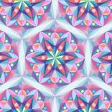 Abstraktes Muster für Entwurf Retro- Sparrenvektorhintergrund Geometrisches dekoratives Muster Vektor Abbildung