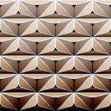 Abstraktes Muster mit strukturierter Oberfläche Stockfotografie