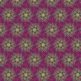 Abstraktes Muster, rosa-violett Stockfotografie