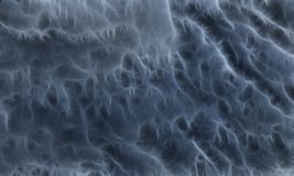 Abstraktes Muster von bläulichen Linien Lizenzfreie Stockfotos