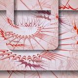 Abstraktes Muster von Linien Stockbilder