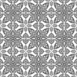 Abstraktes Mustergekritzel Lizenzfreie Stockbilder