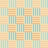 Abstraktes Musterspinnen Lizenzfreies Stockfoto