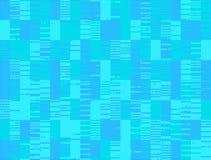Abstraktes nahtloses Anschlagpixel verminderte Hintergrund Lizenzfreie Stockfotografie