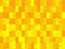 Abstraktes nahtloses Anschlagpixel verminderte Hintergrund Lizenzfreies Stockbild