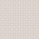 Abstraktes nahtloses dekoratives geometrisches helles Gold u. beige Muster Lizenzfreies Stockbild