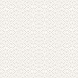 Abstraktes nahtloses dekoratives geometrisches helles Gold u. beige Muster Stockfotos