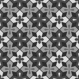 Abstraktes nahtloses geometrisches Muster Lizenzfreies Stockfoto