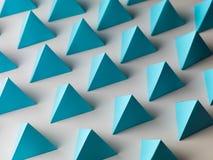 Abstraktes nahtloses Muster Stockfotografie