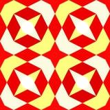 Abstraktes nahtloses Muster Lizenzfreie Stockbilder