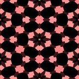 Abstraktes nahtloses Muster Stockbild