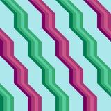 Abstraktes nahtloses Muster Stockbilder