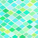 Abstraktes nahtloses Muster der Raute lizenzfreie abbildung