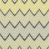 Abstraktes nahtloses Muster des Zickzacks Lizenzfreies Stockbild