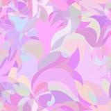 Abstraktes nahtloses Muster für Hintergrund, Tapeten Vektor Abbildung