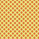Abstraktes nahtloses Muster mit Sternen Endlose Beschaffenheit kann Gebrauch sein stock abbildung