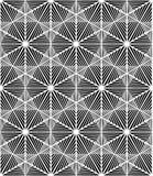 Abstraktes nahtloses Muster, Vektor Stockfotografie
