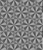 Abstraktes nahtloses Muster, Vektor Lizenzfreies Stockfoto