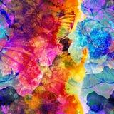 Abstraktes nahtloses Muster. Vektor, ENV 10 Lizenzfreies Stockfoto